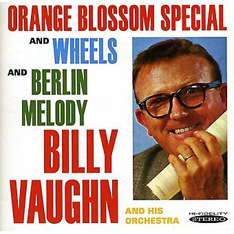 Billy Vaughn - Orange Blossom Special & Whe [CD] USA import