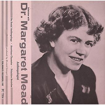 Margaret Mead - Interview with Margaret Mead [CD] USA import