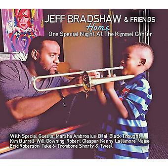 Jeff Bradshaw - Home: One Special Night at the Kimmel CE [CD] USA import