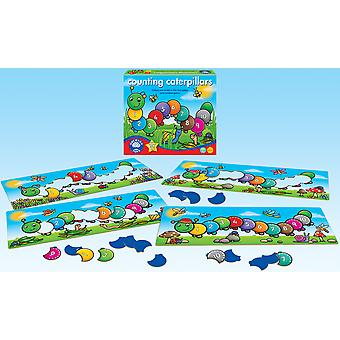Orchard Toys Counting Caterpillars