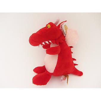 ほうきドラゴン 6 インチの柔らかいおもちゃの部屋