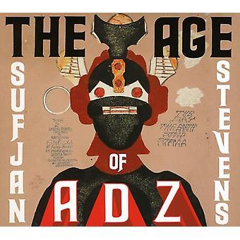 Sufjan Stevens - alder af Adz [CD] USA import