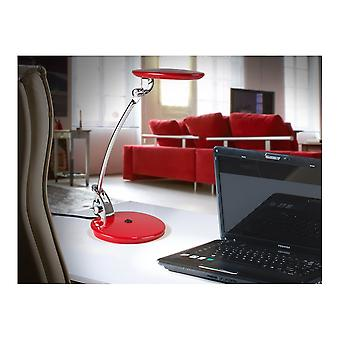 Schuller Omnia LED Table Lamp, Red