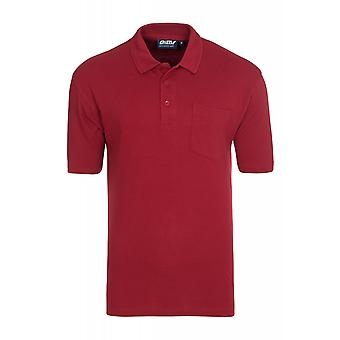 GRIZZLY Barcelona T-Shirt men's Polo Shirt red 150349 965