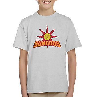 Astora Sunbros Dark Souls Kinder T-Shirt