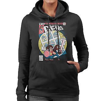 Dage af Fusion forbi Steven universet kvinder 's hætte Sweatshirt