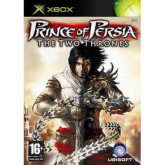 Die Prince of Persia: Two Thrones (Xbox) (verwendet)