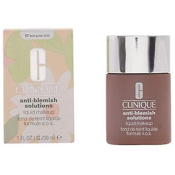 Clinique Anti-Blemish-07 Golden Liquid Found 30 Ml (Schoonheid , Make-up , Gezicht)
