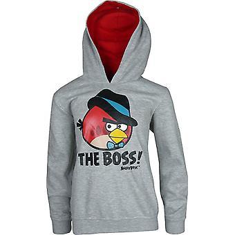 Angry Birds Hooded Sweatshirt Hoodie