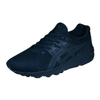Asics Gel Kayano Trainer EVO Mens Running Trainers / Shoes - Black