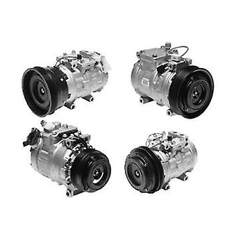 Denso 471-0100 New Compressor with Clutch