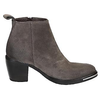 Catarina Martins ladies GA2504L140CAR grey Suede Ankle Boots