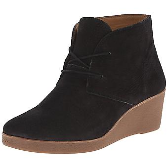 Lucky Brand Womens Junes Leather Closed Toe Ankle Fashion Boots