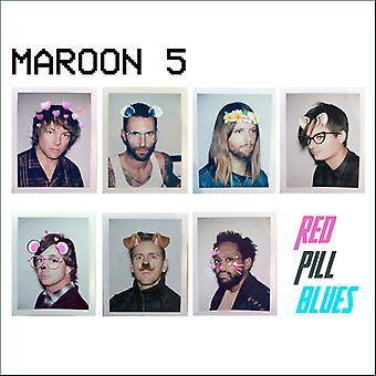 Maroon 5 - importación de Estados Unidos rojo píldora azul [vinilo]