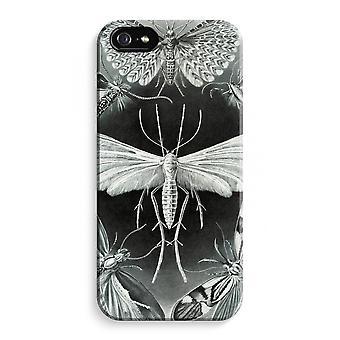 iPhone 5 / 5S / SE Full Print Case (Glossy) - Haeckel Tineida