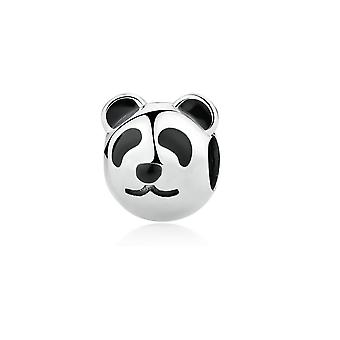 Panda in 925 Silver Bead charms