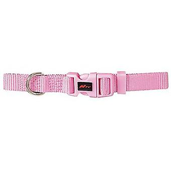Nayeco Basic Dog Collar Pink Size S (Dogs , Collars, Leads and Harnesses , Collars)
