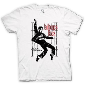 Mens T-shirt - Elvis Presley Jailhouse Rock