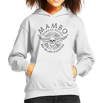 Mambo Hecho En Mexico Kid's Hooded Sweatshirt