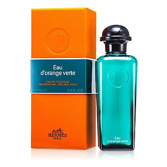 Hermes D'Orange Verte Cologne Spray 100ml/3.3oz