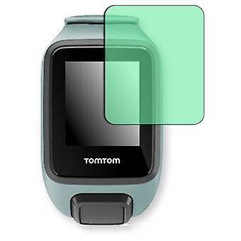 TomTom spark 3 screen protector - Golebo view protective film protective film