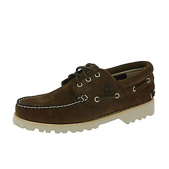Timberland Chilmark 3-Eye Mens Boat Shoe