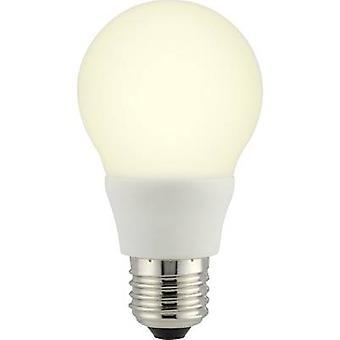 Sygonix LED EEC A+ (A++ - E) E27 Arbitrary 6.5 W = 40 W Warm white (Ø x L) 60 mm x 110 mm 1 pc(s)