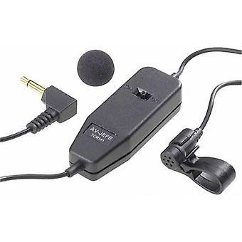 Clip Renkforce TCM-141 transfert type de discours microphone: clip de Corded incl., filtre anti-pop incl.