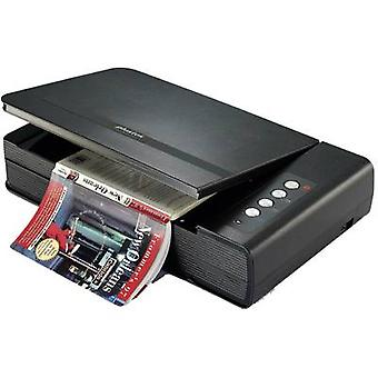 Scanner Plustek OpticBook 4800 livre A4 1200 x 1200 dpi USB livres, Documents, Photos, cartes d'appel