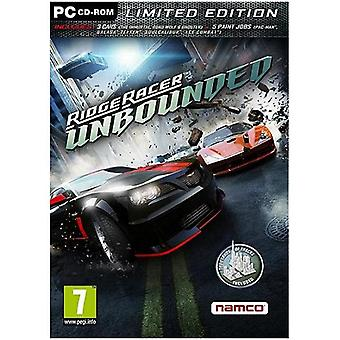 Ridge Racer Unbounded Limited Edition jeu PC