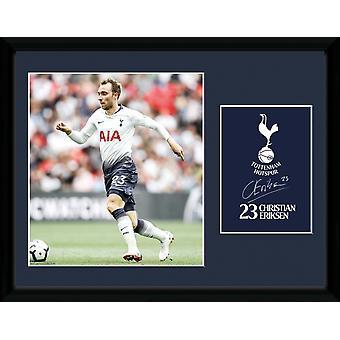 Tottenham Hotspur Christian Eriksen 18/19 collettore stampa