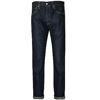 Levi's®  Levis 501 Straight Leg Dark Wash Jean