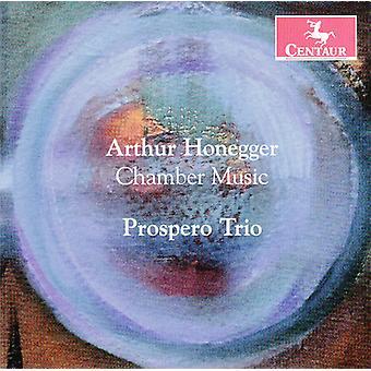 Honegger / Prospero Trio - Chamber Music [CD] USA import