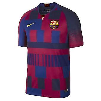 2018-2019 برشلونة الذكرى نايكي لكرة القدم قميص