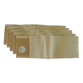 Nilfisk kommersielle Gu355 støvsuger støv papirposer