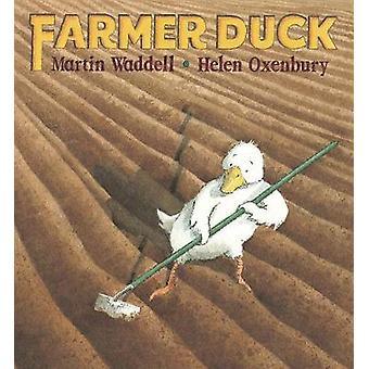 Landmand ænder af Martin Waddell - Helen Oxenbury - 9780744536607 bog