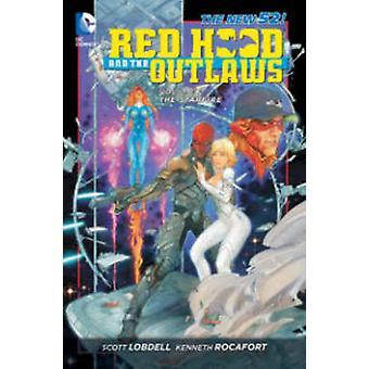 Rote Haube und Outlaws - Band 2 - Starfire (neuen 52) von Kenn