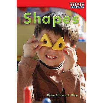 Shapes by Dona Herweck Rice - 9781433335679 Book