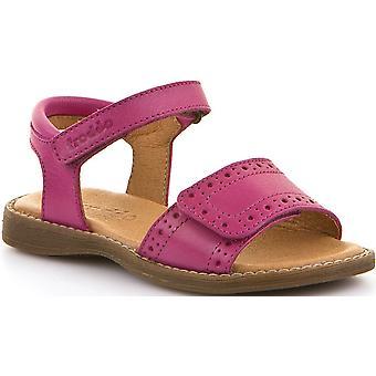 Froddo Girls G3150127 Sandals Fuchsia Pink