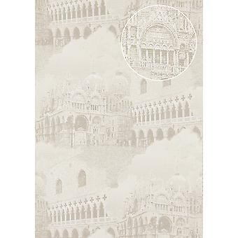 Non-woven wallpaper ATLAS SIG-582-1