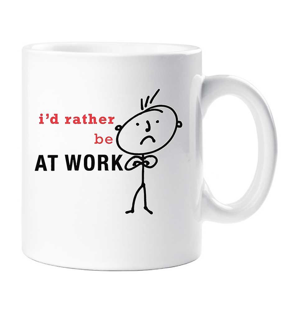 Pour Être Hommes Travail Je Préfère Mug De À BorCQdWExe