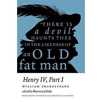 Henri IV - partie 1 de William Shakespeare - romarin Gaby - 97815548105