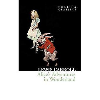 Collins Classics - aventures d'Alice au pays des merveilles