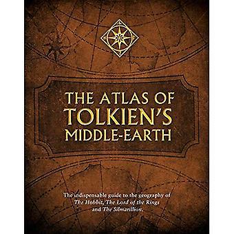 O Atlas de Tolkien é a Terra-média