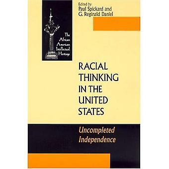 Pensare razziale negli Stati Uniti