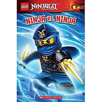 Lego Ninjago: Ninja Vs Ninja (Lego Ninjago Readers)