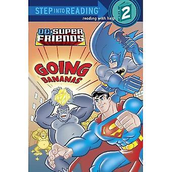 Bananen (DC Super Freunde gehen