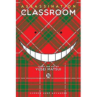 Ermordung Klassenzimmer, Bd. 16 - Ermordung Klassenzimmer 16