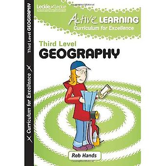 Active Learning - Active Geography: Third Level