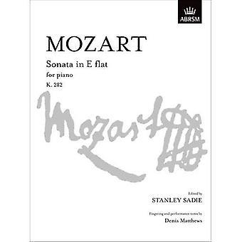 MozartSonata in E Flat K. 282 (Signature S.)